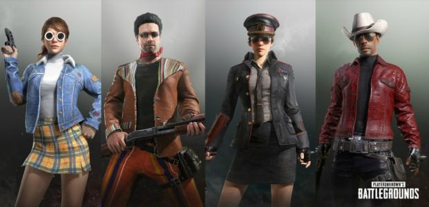 PUBG Unveils Two New Cosmetic Crates That Will Be Available Today