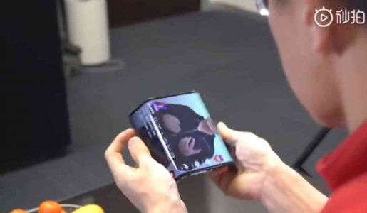 I'll try to wait for second-gen foldable phones