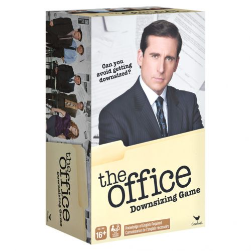 THE OFFICE GAME Isn't Hard to Play