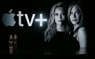 Apple TV+ subscription service taps Hollywood for exclusive shows