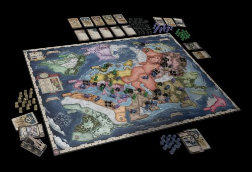 Z-Man Games Announces New Edition of History of the World