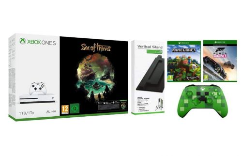 Amazon Prime Day UK: Xbox One With Three Free Games, Controller, Stand Discounted