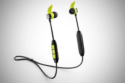 Sennheiser's CX Sport in-ears are tough enough to keep up with your daily run