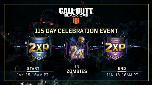 Black Ops 4 Zombies Update And Event Now Live