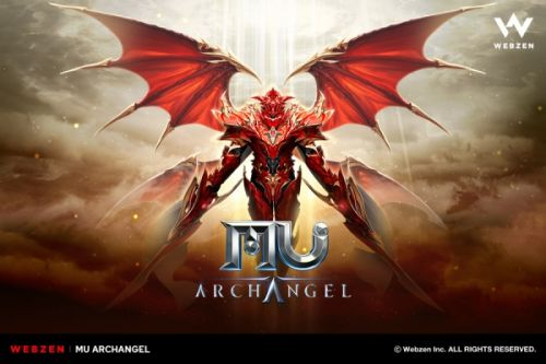 MU Archangel is now open for pre-registration in Southeast Asia, along with in-game goodies and a commemorative title