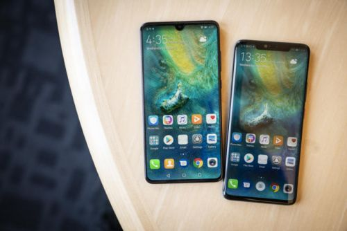 Huawei Mate 20 Mate 20 Pro hands on: Enter the Matrix with the do-it-all Android phones
