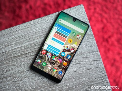 What would you like to see in the Essential Phone 2?