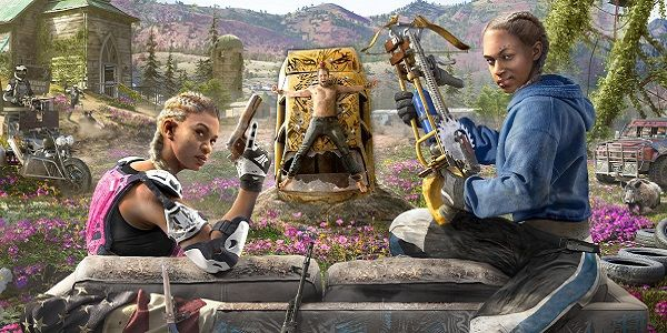 Far Cry: New Dawn Trailer Is Colorful And Explosive