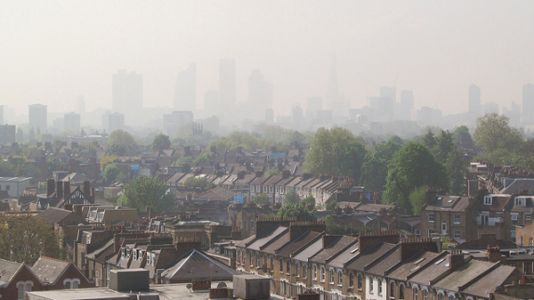 The Royal College of Physicians says 44 UK cities are in breach of safety guidelines on air pollution