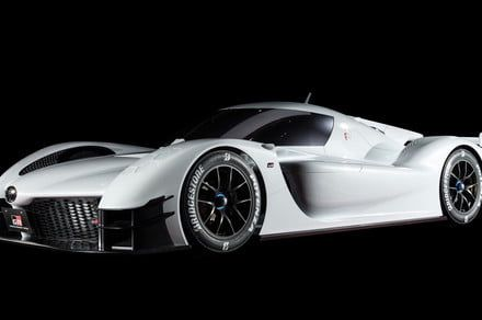 Toyota will use racing tech to build a road-going hypercar