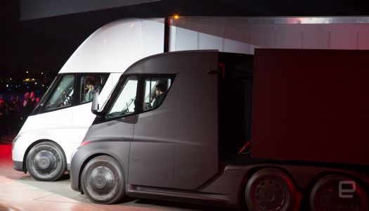 One of Tesla's first Semi truck buyers is a Canadian grocery chain