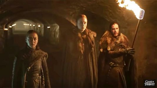 'Game of Thrones' Season 8 Teaser Hints at Gloomy Fate for the Starks