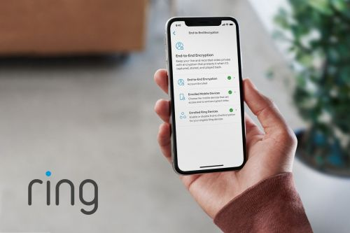 Ring adds end-to-end encryption to protect your video streams