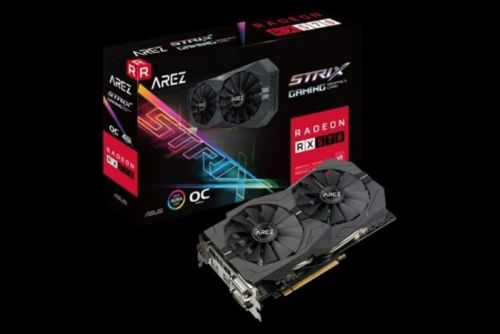 No, Asus didn't cancel Radeon-exclusive Arez GPUs-that Twitter account is a fake