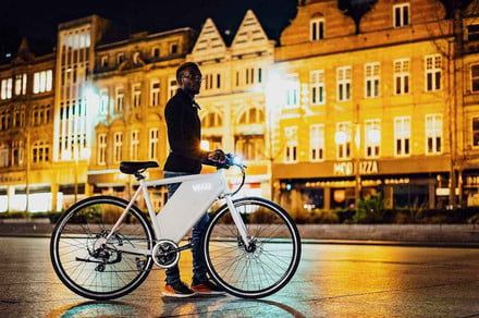 The Wau stands out in the crowded ebike market with its 60-mile range