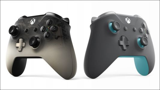 Microsoft adds two more eye-catching Xbox One controllers to its lineup
