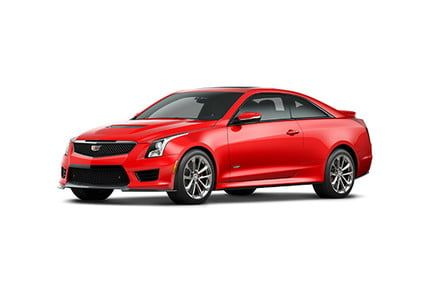 2017 Cadillac ATS-V Coupe review