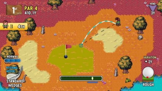 Golf Story Coming To Nintendo Switch On September 28