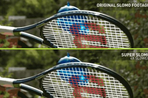 Nvidia uses AI to create convincing slow-mo video by filling in extra frames