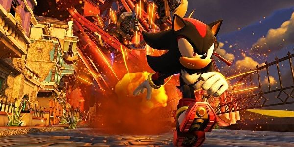 Shadow The Hedgehog Is Now Playable In Sonic Forces