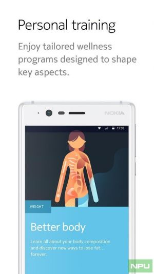 Nokia Health Mate app for Android updated with improvement and fixes