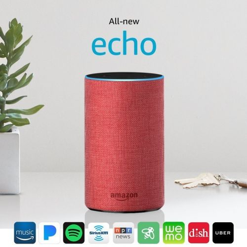 Amazon releases a Echo to help fight AIDS