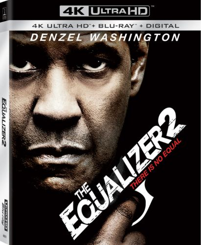 'The Equalizer 2' 4K, Blu-ray, DVD and Digital Release Dates and Details