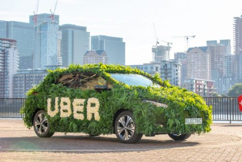 Uber unveils its £200M London Clean Air Plan