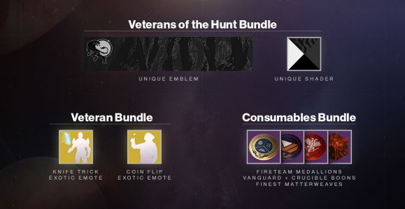 Free Destiny 2 In-Game Items Are Out Now For Some Forsaken Owners