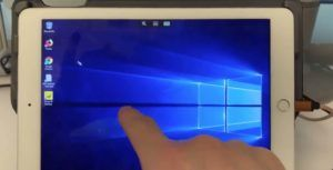 Microsoft is working on a remote desktop app for iPad