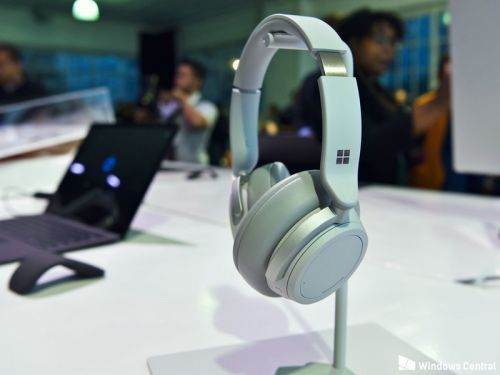 The Microsoft Store is the place to go to grab Surface Headphones