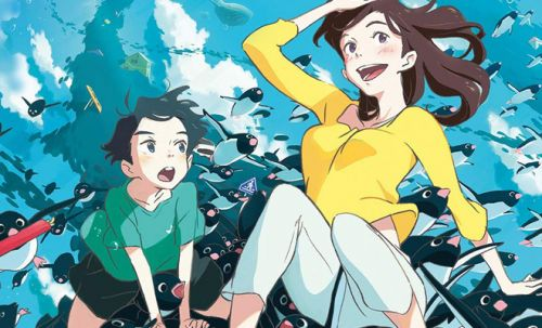'Penguin Highway' Blu-ray, Digital and DVD Release Date and Details