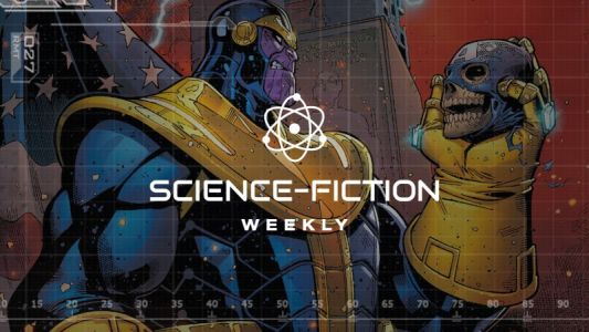 Science-Fiction Weekly - The Avengers: Endgame Theories