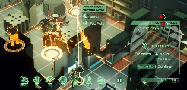 Quirky time-travelling nightclub-crawling tactical RPG All Walls Must Fall busts out of early access today