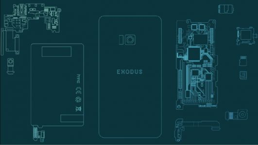 HTC Exodus: The blockchain phone that could change the internet as we know it