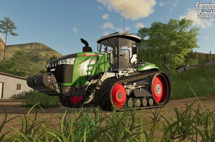 A 'Farming Simulator 19' esports league will crown Europe's best virtual farmer