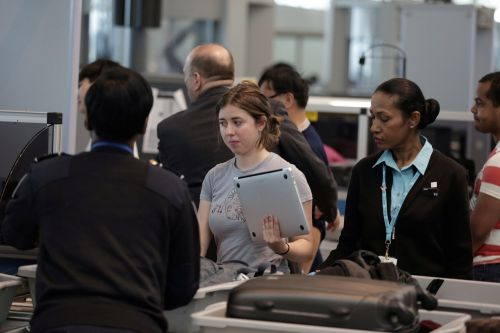 The TSA is testing out new scanners that could make airport security lines much faster