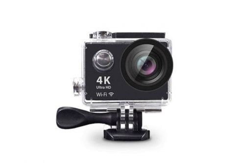 This 4K Ultra HD Action Cam Is A Great GoPro Alternative For Just $70