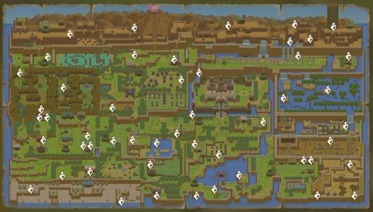 Zelda: Link's Awakening - All Secret Seashell Locations