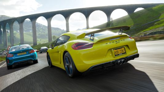 Forza Horizon 4 review: rolling hills and changing seasons