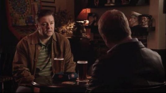 Mass Effect's Conversations Were Inspired by Ricky Gervais TV Show