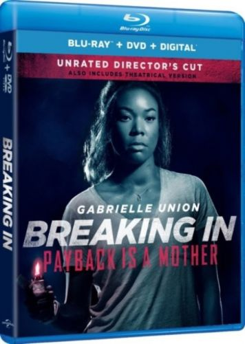 'Breaking In' Starring Gabrielle Union Goes Unrated on Blu-ray, DVD and Digital