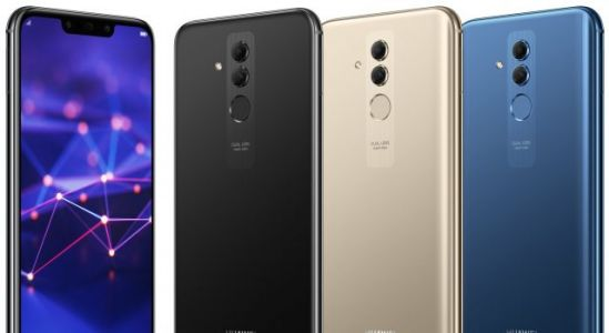 Huawei Mate 20 Leaked in Online Listing