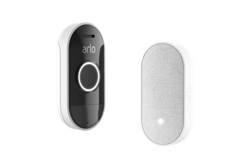 Netgear's Arlo brand gets a smart doorbell to go with its security cameras