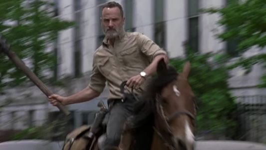 This Comic-Con Trailer For THE WALKING DEAD Season 9 Will Get You Excited For the Future of the Series!