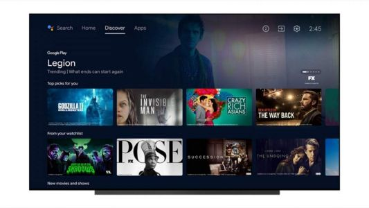 Android TV gets new Google TV features