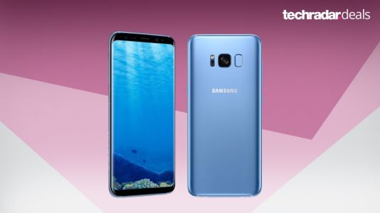 Nobody can beat this Samsung Galaxy S8 deal on O2 - use our exclusive TRBLKFRIS8 code