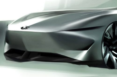 The Infiniti Prototype 10 previews an engagingly electrified future