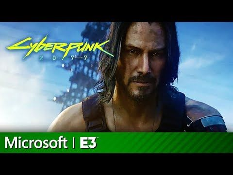 Cyberpunk 2077 gets an April 2020 release date - and Keanu Reeves