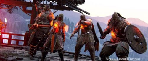 For Honor Adds a New Tribute Mode